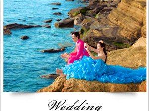北海魅力海景婚纱摄影