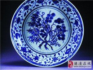 英国农民10年收购百件中国瓷器:拍出4.18亿元