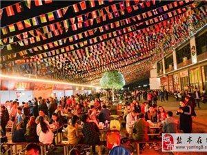 你知道最美的好吃街在哪里吗?