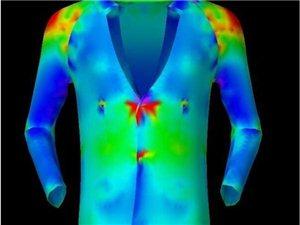 巧夺天工:这件3D打印衣服完全无缝