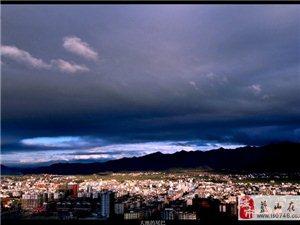 蓝山,不止眼前的美丽,还有诗和远方的你……