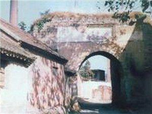 南阳大寨门
