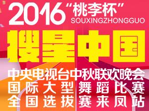 2016桃李杯搜星中国全国少儿舞蹈选拔赛来凤站