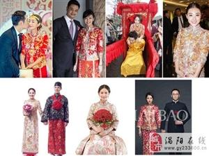中式传统礼服变身古典美人
