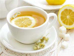 柠檬茶健康又享瘦
