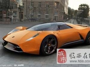 磨天石:超级跑车巡游太原,霸气