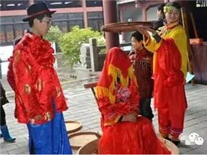 龙川一个客家妹纸就这样被人娶走了