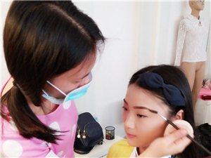 广安岳池梦妆造型化妆美甲时尚教育