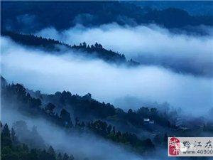 摄影者镜头下的多彩黔江竟然是如此美……