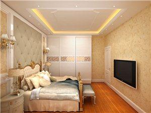 装修案例之卧室