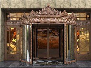 战氏铜门-商户门
