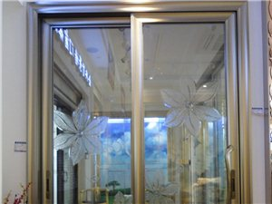 金典玻璃门窗013