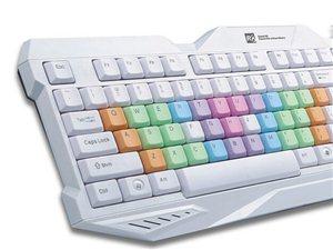 R8彩虹键盘