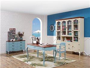 迪诺雅-印象地中海组合书柜2