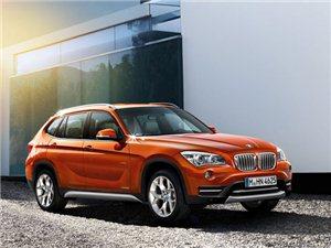 新BMW1系运动型两厢轿车