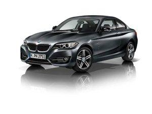 新BMW2系双门轿跑车