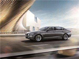 BMW5系四门轿车