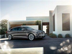 新BMW5系GT