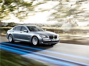 BMW7系四门轿车