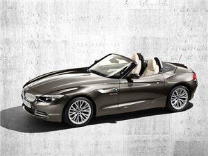 新BMW Z4敞篷跑车