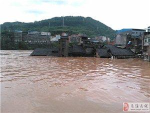2015年6.28苍溪暴雨洪水全记录