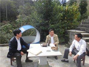 贵州盘县法院李兴贵副院长到保基乡走访省人大代表