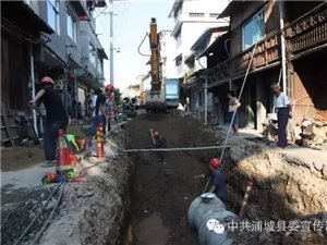 方井路、解放路、丹桂河南侧、南浦北路西侧等六条背街小巷完成升级改造