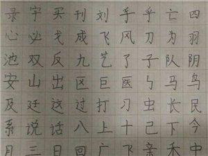 紙坊少兒規范漢字班糾正孩子學習習慣