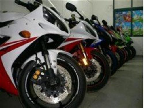 二手摩托车交易市场出售各类摩托