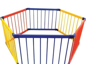 转让儿童游戏婴儿爬行宝宝学步围栏实木