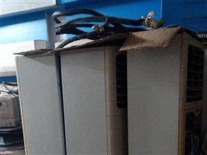 长期出售二手空调(仓机、挂机、柜机)、冰箱等家电