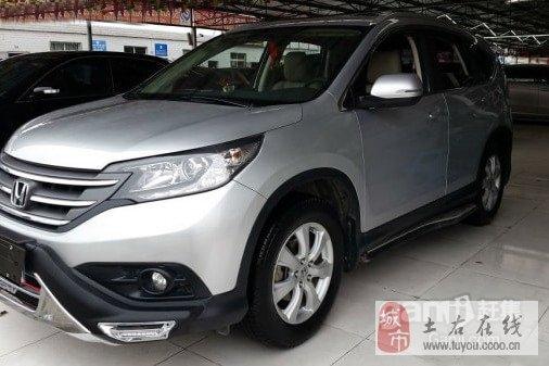 本田CR-V车型2013年98000元转让