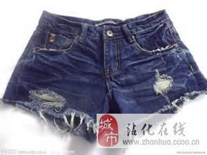 出便宜批發女褲 牛仔短褲  短裙 價格便宜5-10