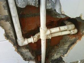 城阳区维修卫生间漏水