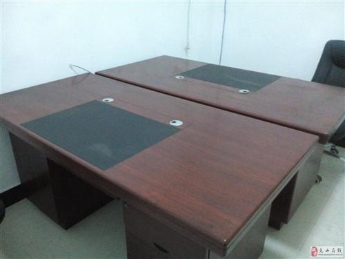 出售95成新办公电脑桌椅