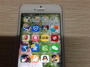出售iPhone5s金色