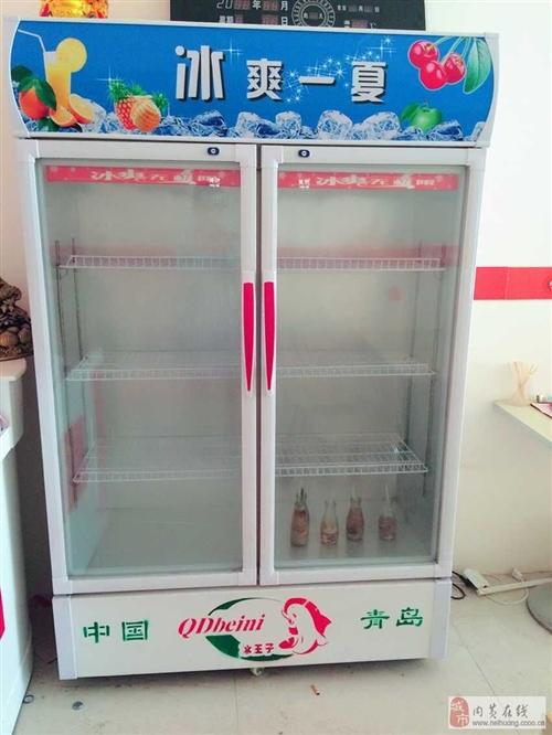 冷藏展示柜9.9成新僅使用一個月