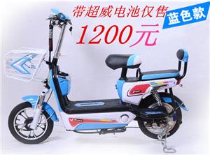 全新电动车电瓶车电动自行车便宜了仅售1100
