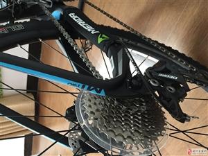 出售XDS-MT2碳架自行车
