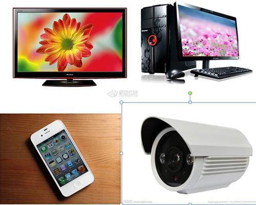 980元购电视,1380元购电脑,600元安装摄像