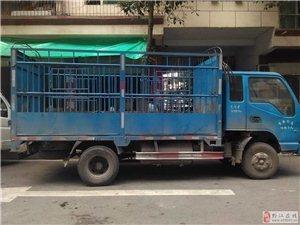 两辆货车由于人手不够现在低价出售(带保险)