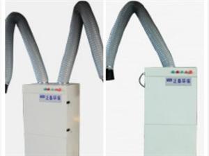 天津空气净化器改善电焊烟尘车间