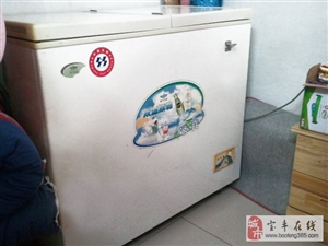 出售9成新新飞冰柜一台