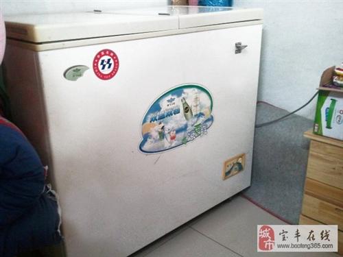 出售9成新新飛冰柜一臺