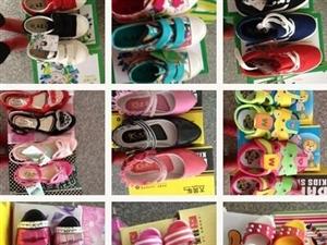 近五百双童鞋便宜处理,号码大部分齐全