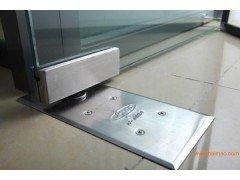 西城区西四钢化玻璃门安装维修地弹簧