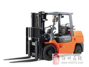 汝州 叉车 装卸搬运 大中型货物机械设备