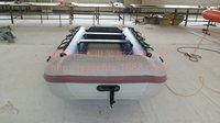 430高尾板加厚橡皮艇��~船