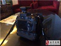 出售9成新带专业定焦镜头尼康D300S