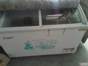 超市转行四台冰柜出售现仍在使用